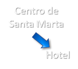 como-llegar-desde-centro-santa-marta
